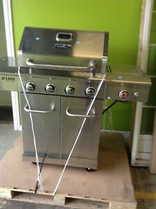 New 4 Burner BBQ at the HFH restore