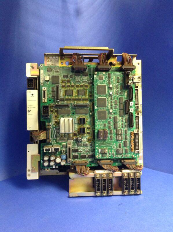 Yaskawa Electric Missing Small Top Board * Cacr-up6aac/jusp-rcp01aad