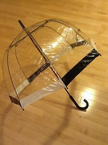 Clear Dome Umbrella