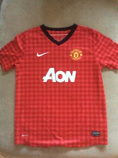 Manchester United -Rooney Football Jersey