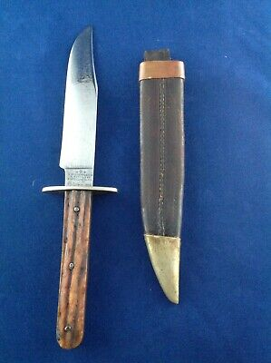 Rare Civil War J. Rodgers & Sons Bowie Dating from 1840 – 1860 Sheffield England