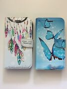 2 x phone case flip cover Samsung J1 BRAND NEW Ormeau Gold Coast North Preview