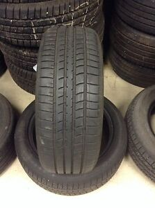 205 50 17 Goodyear runflats (used pair)