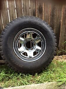 4x4 Tyres and Rims Wyong Wyong Area Preview