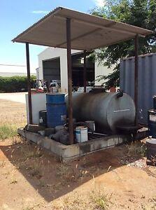 Waste Oil Tank Biloela Banana Area Preview