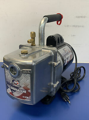 Jb Industries Dv-6e 6cfm Vacuum Pump New