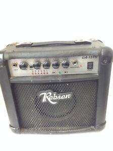 Ampli de guitare Robson