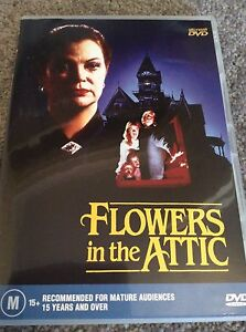 Flowers In The Attic DVD Charlestown Lake Macquarie Area Preview