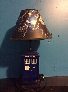 Dr. Who lamp