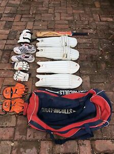 Cricket Gear Beverley Charles Sturt Area Preview