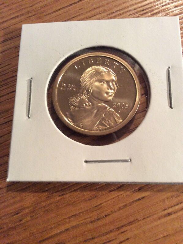 2005 Sacagawea Sac S Dollar Proof
