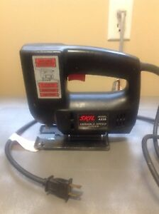Skil (4235) 120V 3.2Amp Variable Speed Electric Corded Jigsaw
