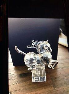 Swarovski crystal zodiac horse retired Kotara Newcastle Area Preview