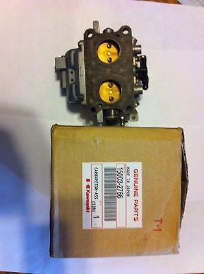 Kawasaki mule 3000 3020 3010 rebuilt carburetor carb 15003-2766 3010 trans 4x4 ()