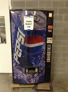 Beverage vending machine HFHGTA restore EY