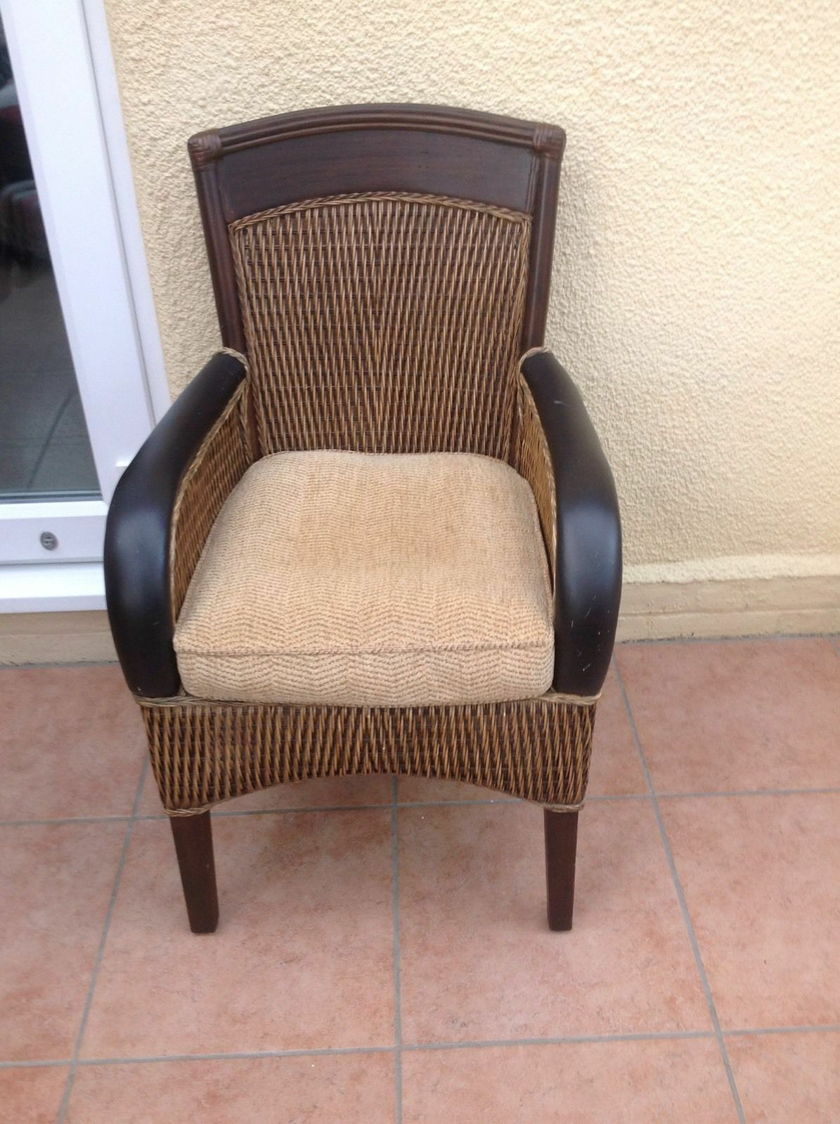 Wicker Chairs For Sale Ebay
