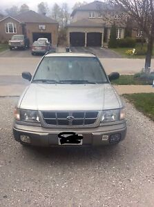 1999 Subaru Forester ONLY 141k !!!