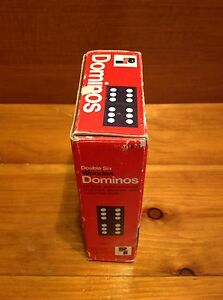 Dominos toy game Double Six Wooden Dominos Windsor Region Ontario image 4