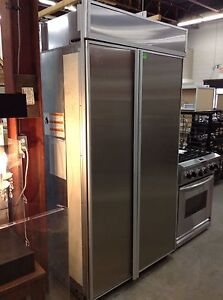 Counter depth KitchenAid Refrigerator at the Waterloo restore