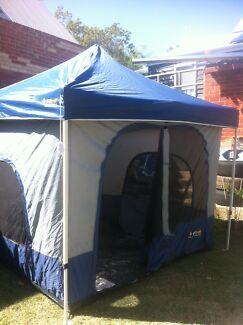 Oztrail deluxe gazebo with inner tent kit East Fremantle Fremantle Area Preview