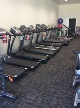 Clearing Treadmills at Orbit Fitness Booragoon Myaree Melville Area Preview