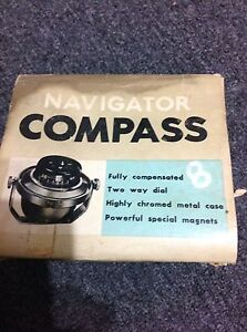 Boat compass Deception Bay Caboolture Area Preview