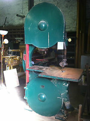 2000 Off 36 Tannewitz Band Saw P Model Wresaw 25hp Thin Kerfbev Siding