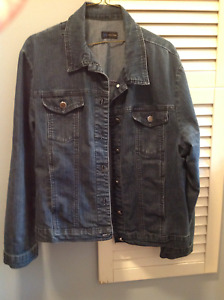 Simon Chang Jean jacket