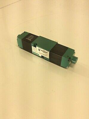 Numatics Solenoid Pneumatic Valve, 081SS500K000030, 110-120 VAC, Used, WARRANTY