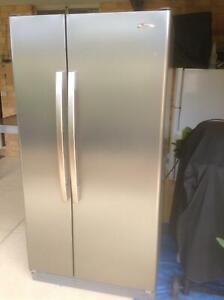 Fridge freezer double door