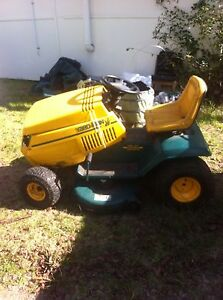 Ride on mower yard man 42 inch Mittagong Bowral Area Preview