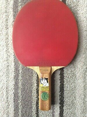 stellan bengtsson table tennis bat mk 1 excellent, used for sale  Shipping to South Africa