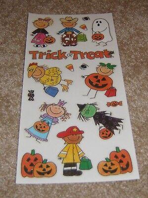 Me & My Big Ideas Retired Sticker ~ Halloween Kids