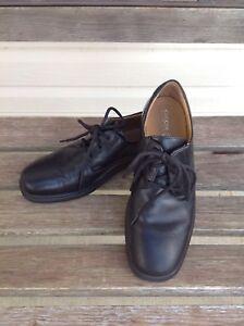 GEOX Size 4 Boy's Dress Shoes