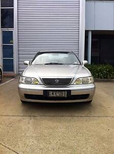 1998 Honda Legend Sedan Narre Warren Casey Area Preview