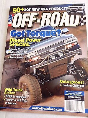 Off-Road Magazine Diesel Power Special Chevy HD March 2004 032317NONRH