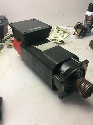 Fanuc Model A1.5 Ac Spindle Motor A06b-0851-b190 3000 1500-8000 Rpm Used