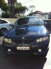 HOLDEN COMMODORE VX EQUIPE 2001 DUAL FUEL Roselands Canterbury Area Preview