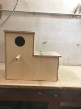 L-Shaped Parrot Breeding Boxes Sml $25.00, Lge $35.00! St Marys Penrith Area Preview