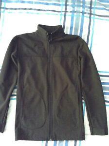Manteau coquille