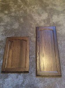 Oak Doors for whole kitchen- Brand New !