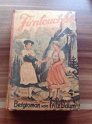 Fritz Daum Firnleuchten Berg-Roman