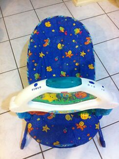 Fisher Price Vibrating Aquarium Baby Bouncer Ourimbah Wyong Area Preview
