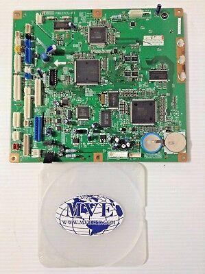 Ricoh Fcu-f1 Fax 3310le Super G3 Main Formatter Board