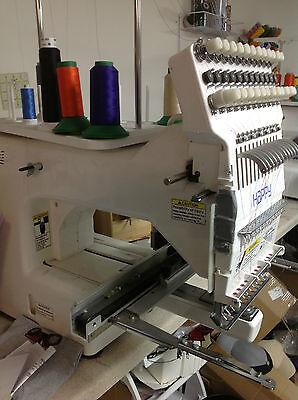 Машины для вышивания Happy 12 needle