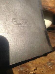 Plumb Axe Usa Miscellaneous Goods Gumtree Australia Mundaring