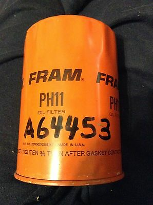 A64453 - Is A New Oil Filter For A Case 1170 1175 1270 1370 Tractors.