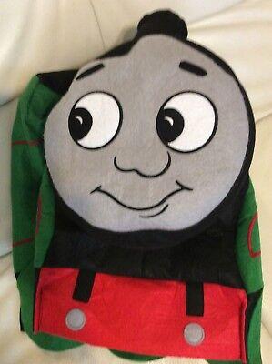 Pottery Barn Kids Thomas Tank Engine 3D Train Halloween Costume 4-6 Med Percy](Percy Train Costume)