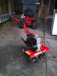 Rotary hoe cultivator tiller for hire $50/day Mount Waverley Monash Area Preview