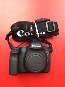 Caméra numérique Canon EOS 6D